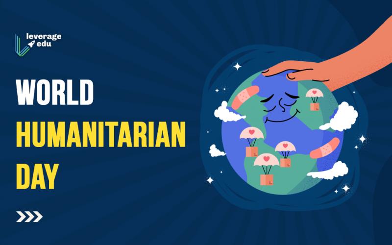 World Humanitarian Day 2021: Celebrate Real Heroes