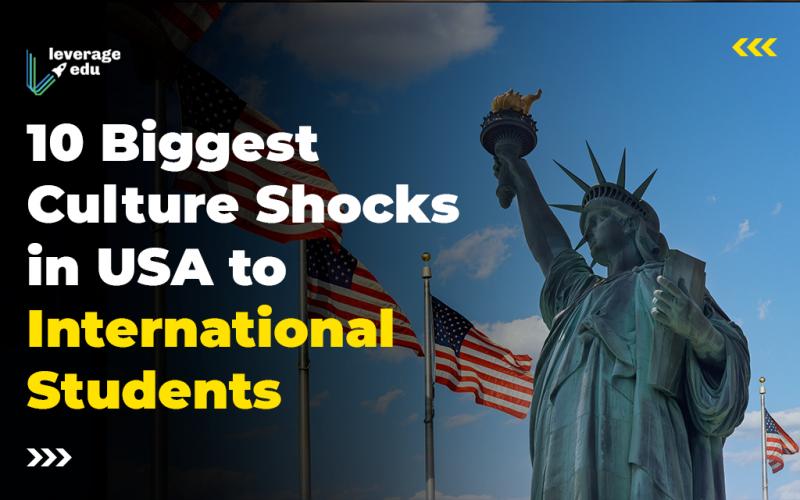 Culture shock in America