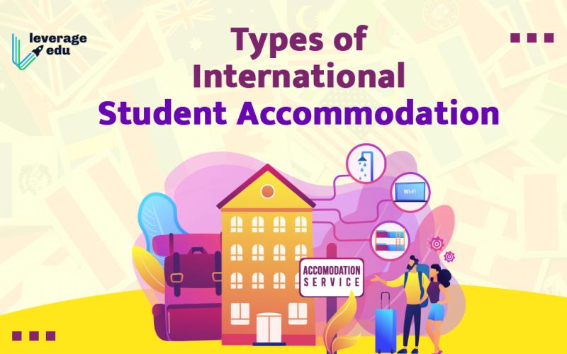 Types of International Student Accommodation