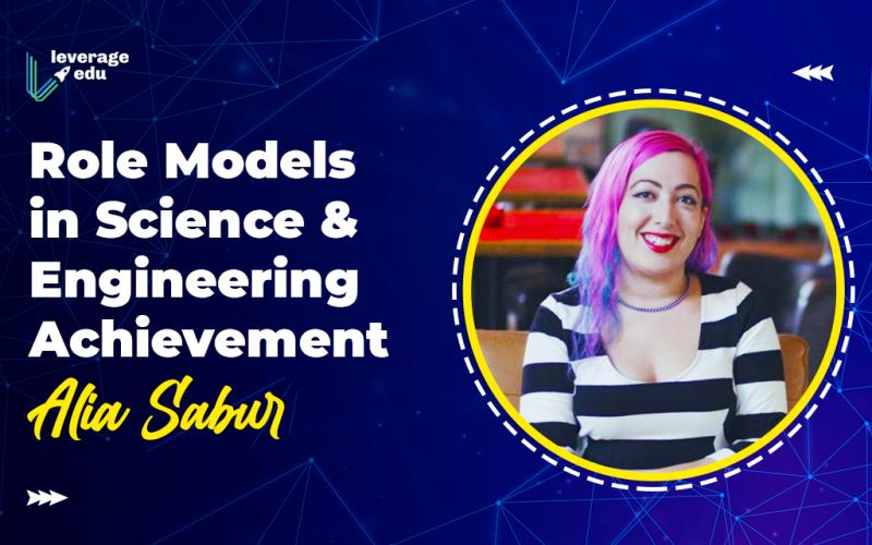 Alia Sabur: World's Youngest Professor