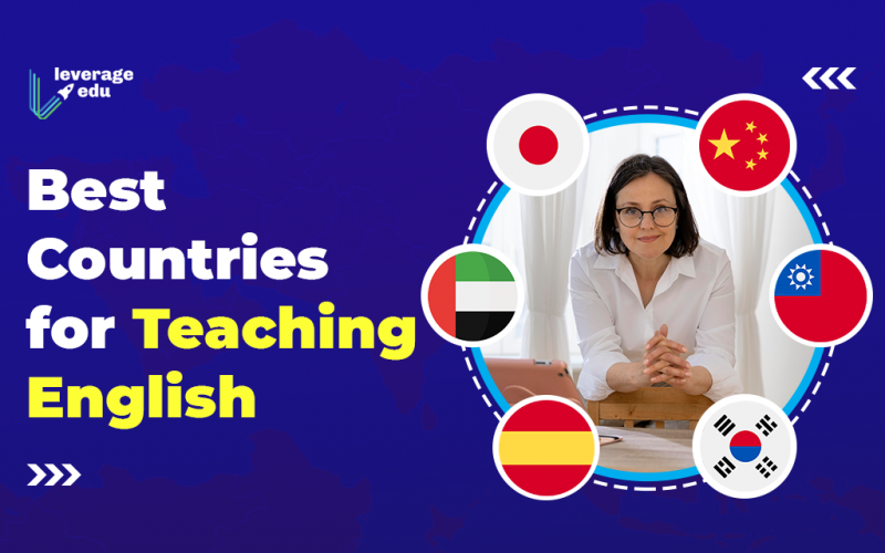 Best Countries to Teach English
