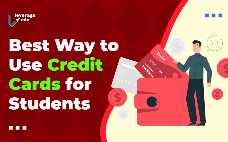 Best Way to Use Credit Cards for College Students