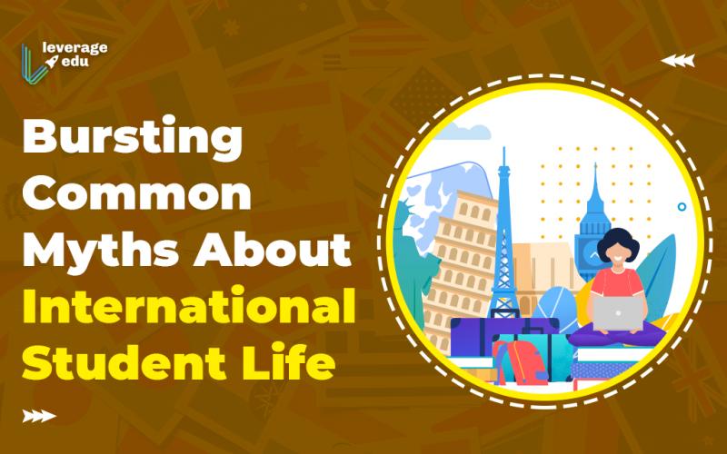Bursting Common Myths about International Student Life