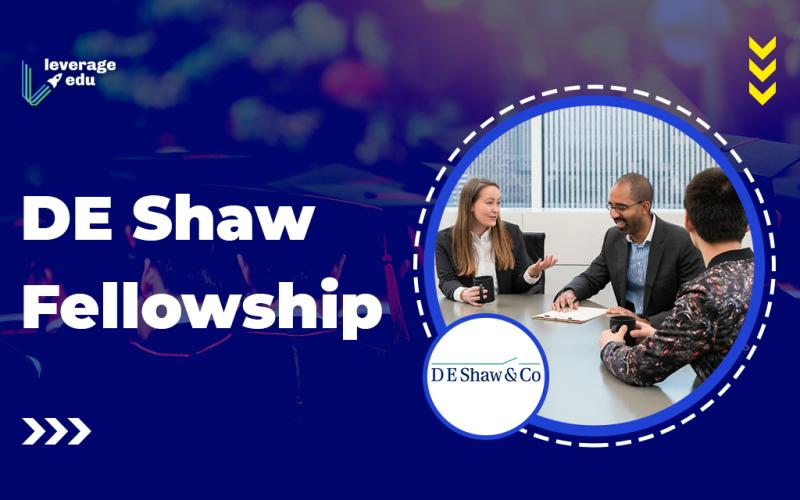 DE Shaw Fellowship