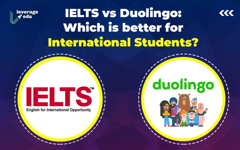 IELTS vs Duolingo
