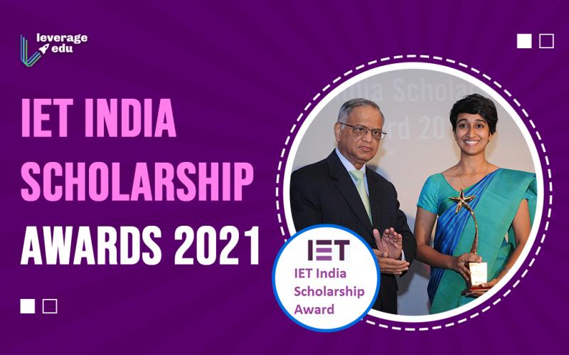 IET India Scholarship Awards 2021