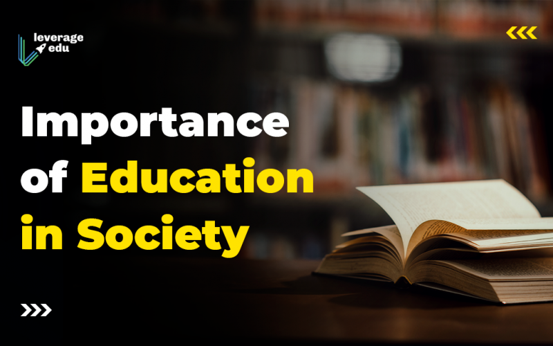 Importance of Education in Society