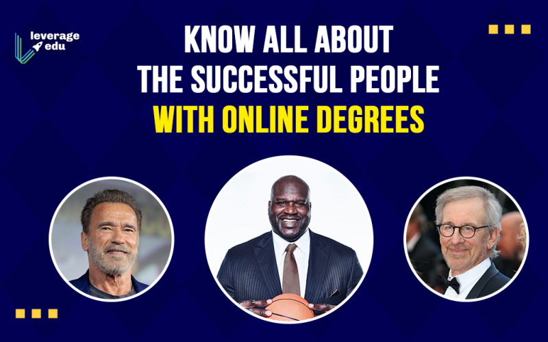 7 Most Successful People with Online Degrees