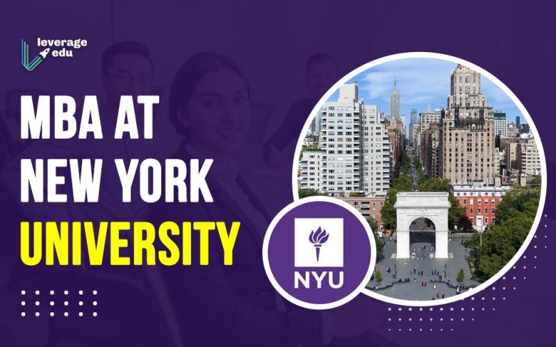MBA at New York University
