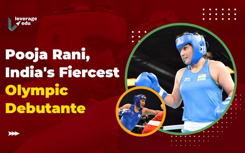 Pooja Rani, India's Fiercest Olympic Debutante