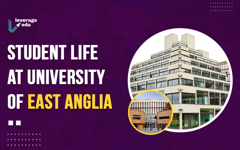 Student Life at University of East Anglia