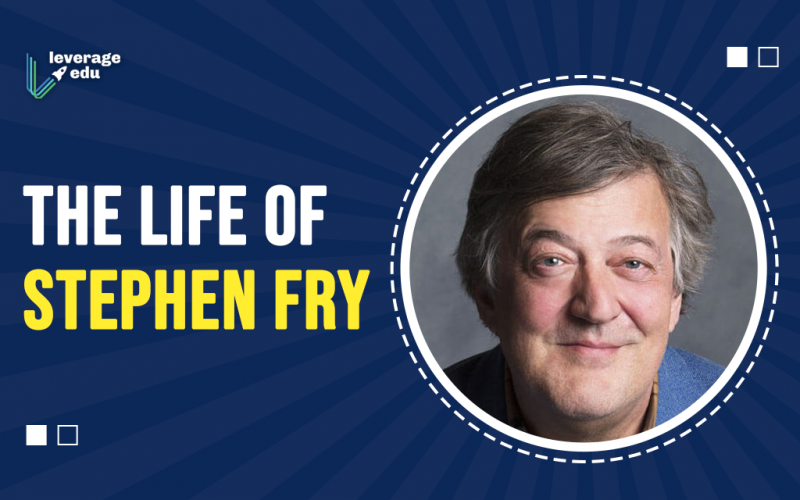 The Life of Stephen Fry