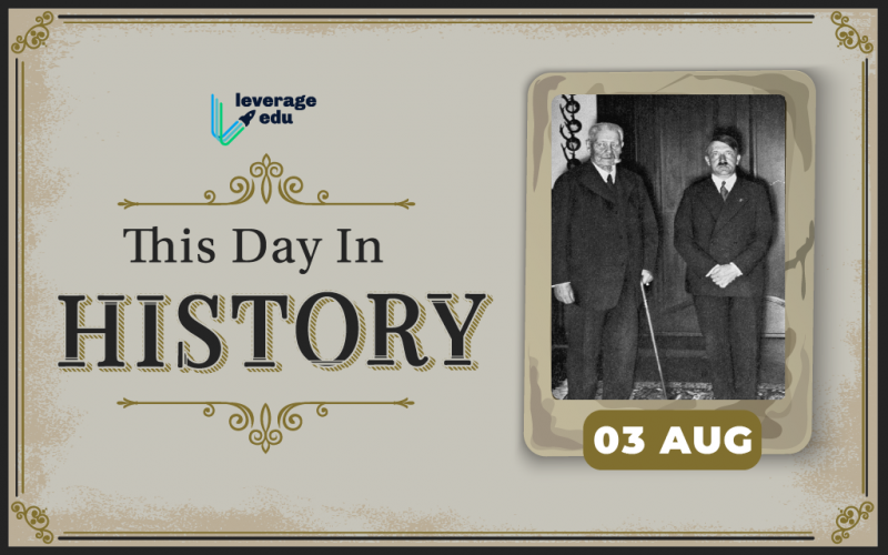 This Day in History- August 3-01