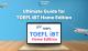 TOEFL iBT Home Edition
