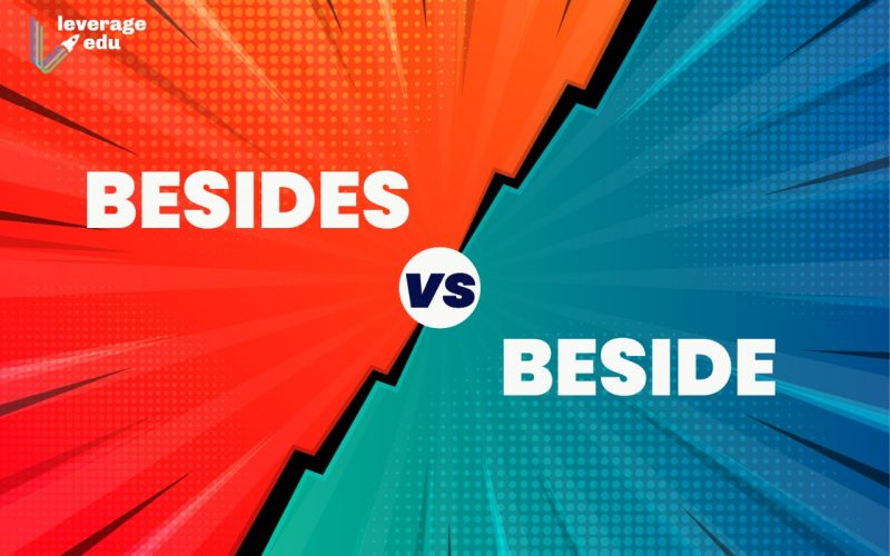 Besides vs Beside