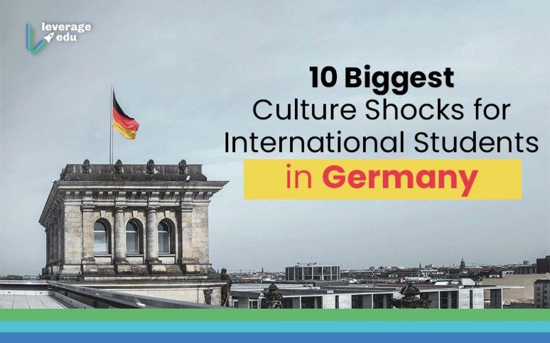 10 Biggest Culture Shocks for International Students in Germany