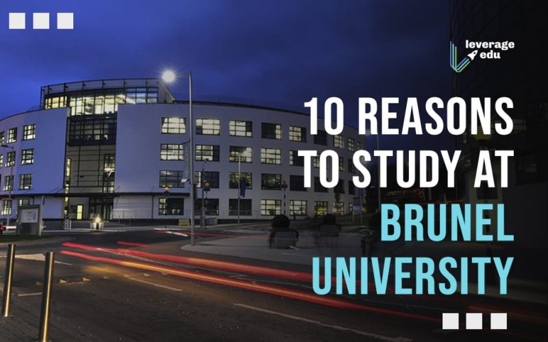10 Reasons to Study at Brunel University