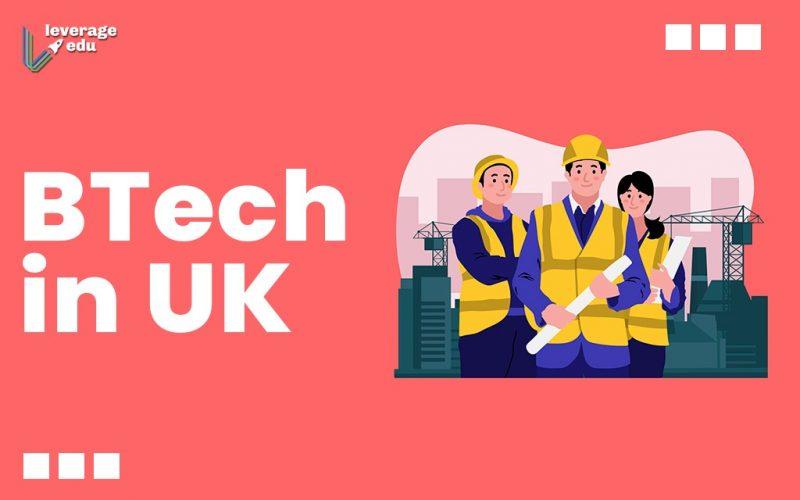 BTech in UK