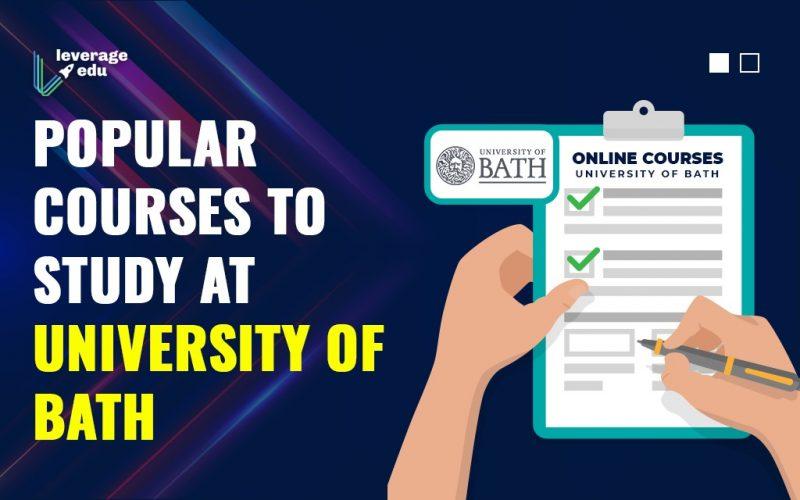 Bath University Courses