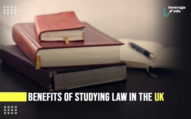 Benefits of Studying Law in the UK