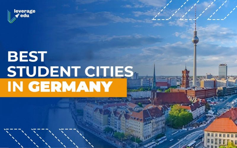 Best Student Cities in Germany