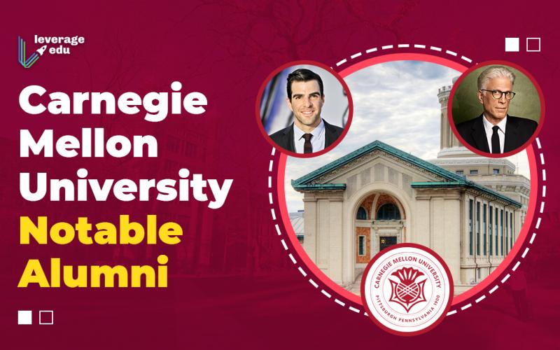 Carnegie Mellon University Notable Alumni