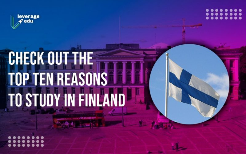 Check out the Top Ten Reasons to Study in Finland (1)