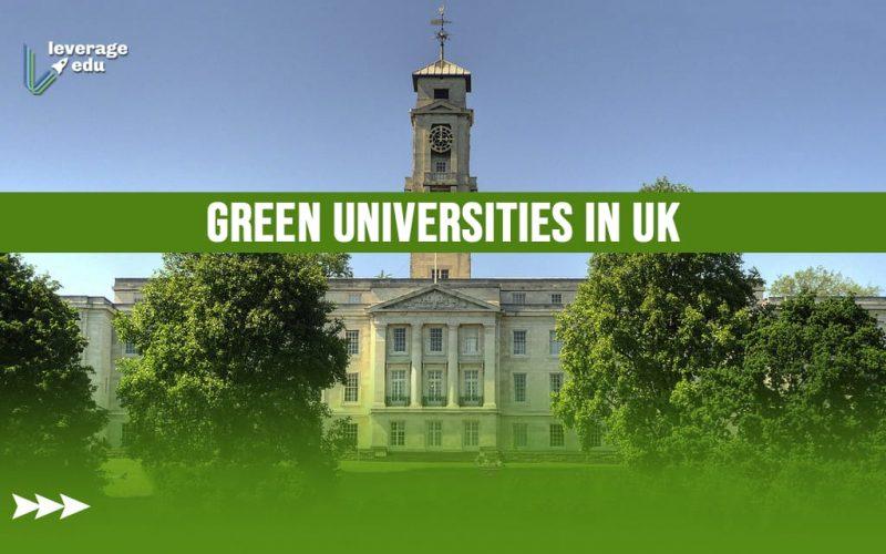 Green universities in UK