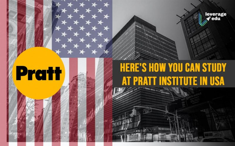 Here's How You Can Study at Pratt Institute in USA