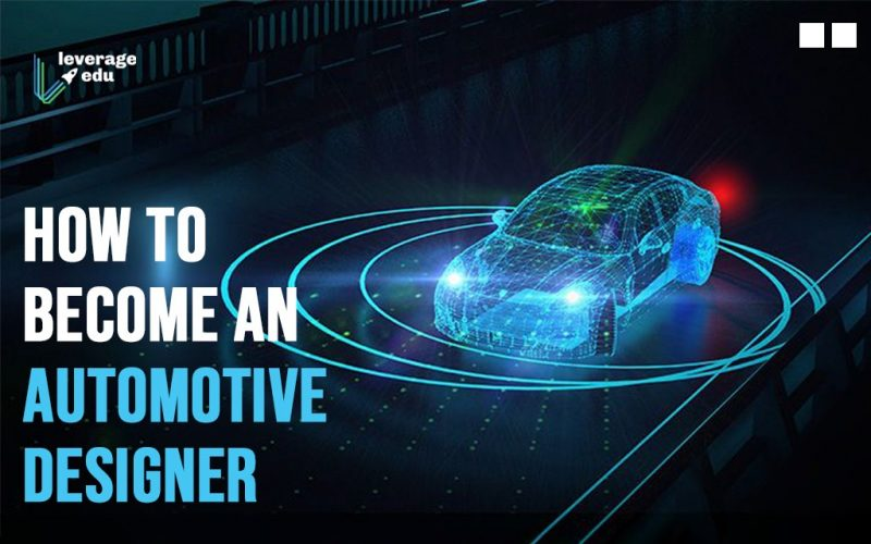 Career as an Automotive Designer
