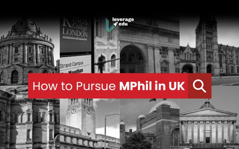 How to Pursue MPhil in UK
