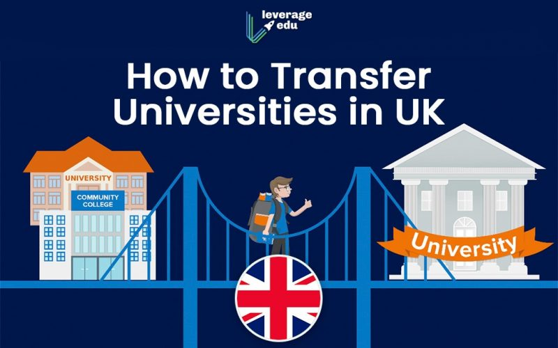How to Transfer Universities in UK