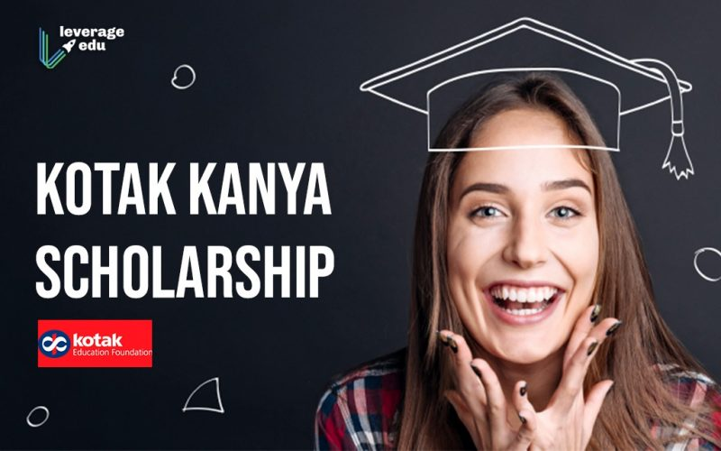 Everything You Need to Know About Kotak Kanya Scholarship