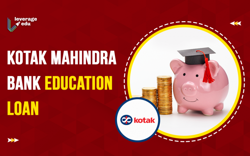 Kotak Mahindra Bank Education Loan