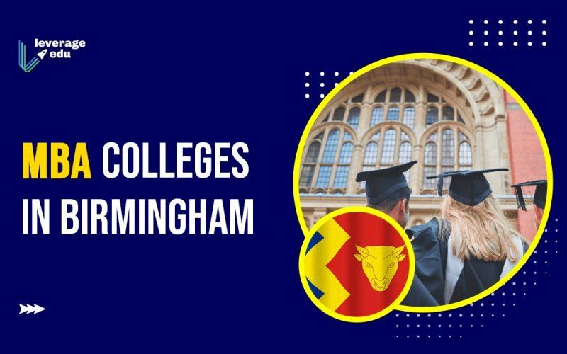 MBA Colleges in Birmingham