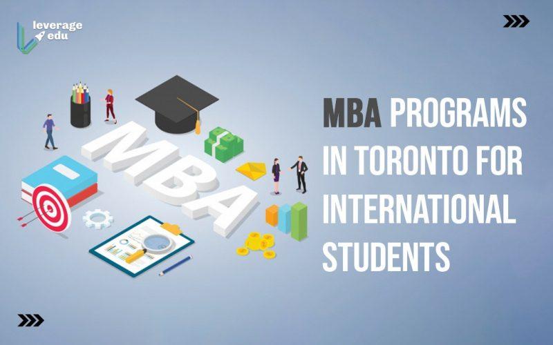 MBA in Toronto