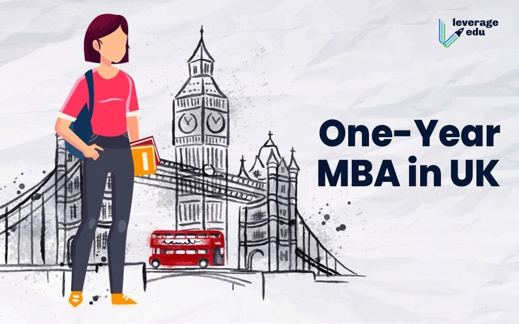 1-Year MBA in UK