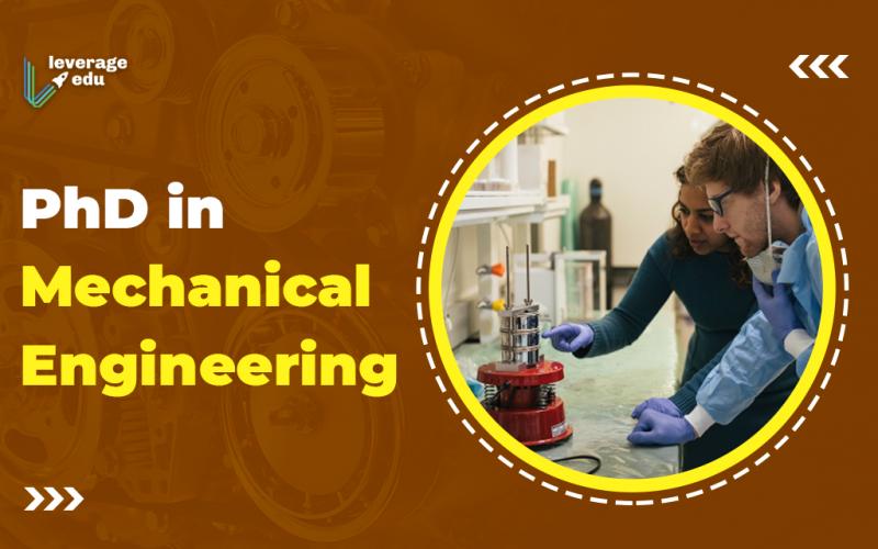 PhD in Mechanical Engineering