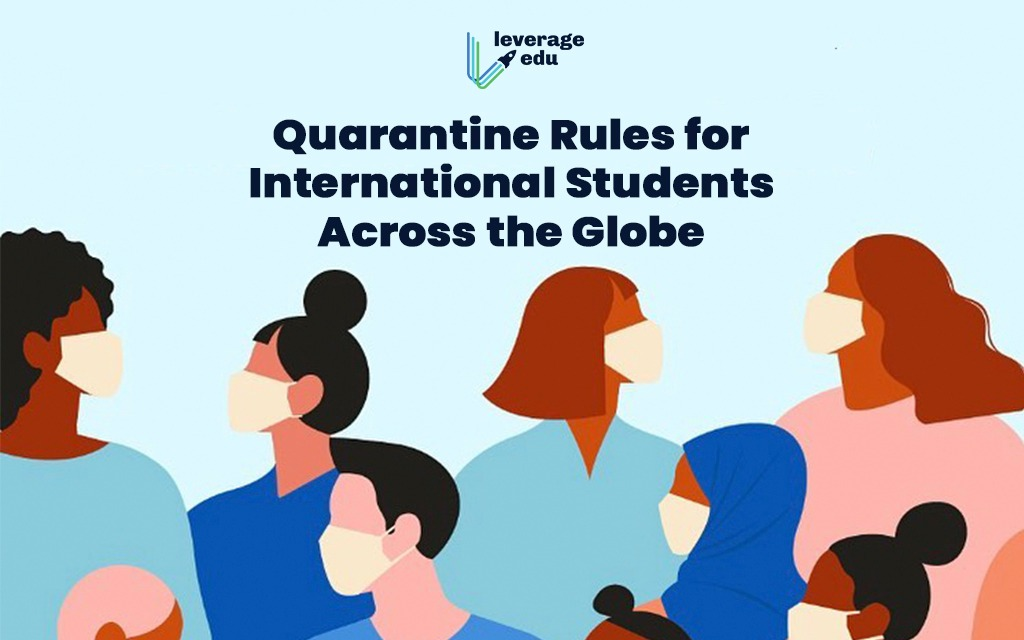 Country-Wise Quarantine Rules for Indian Students