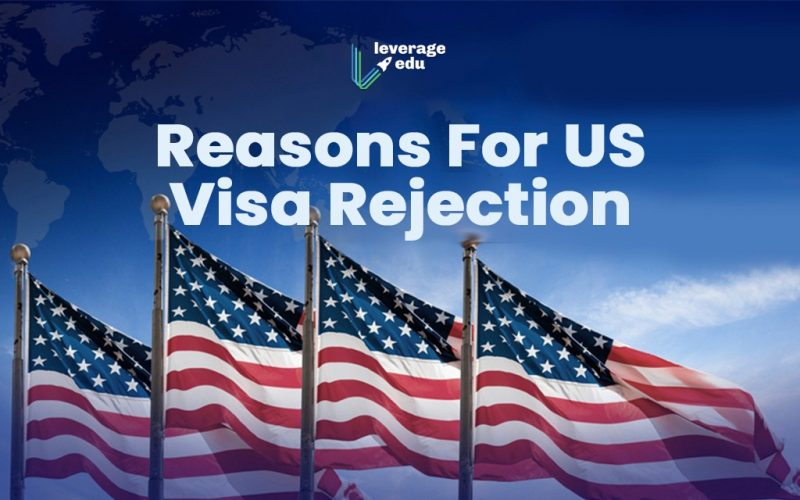 Reasons For US Visa Rejection