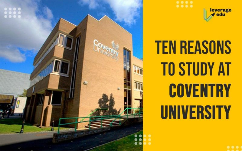 why study at Coventry university