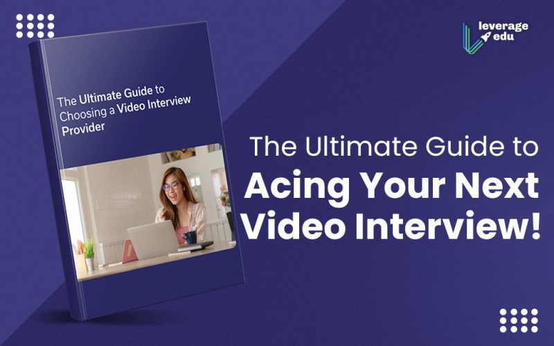 The Ultimate Guide to Acing Your Next Video Interview!
