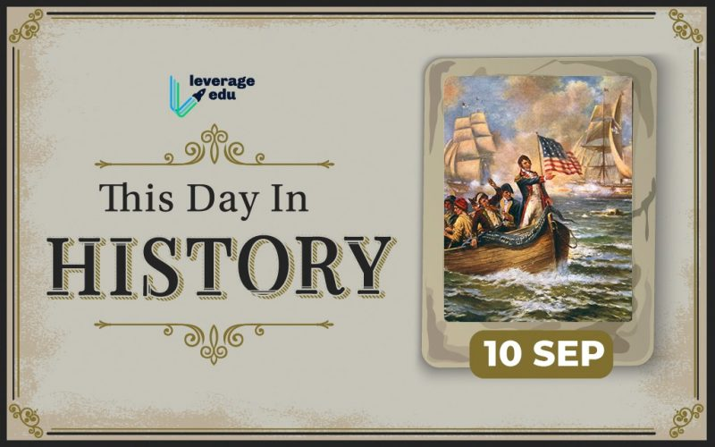 This Day in History- September 10