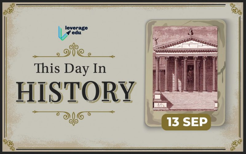 This Day in History - September 13