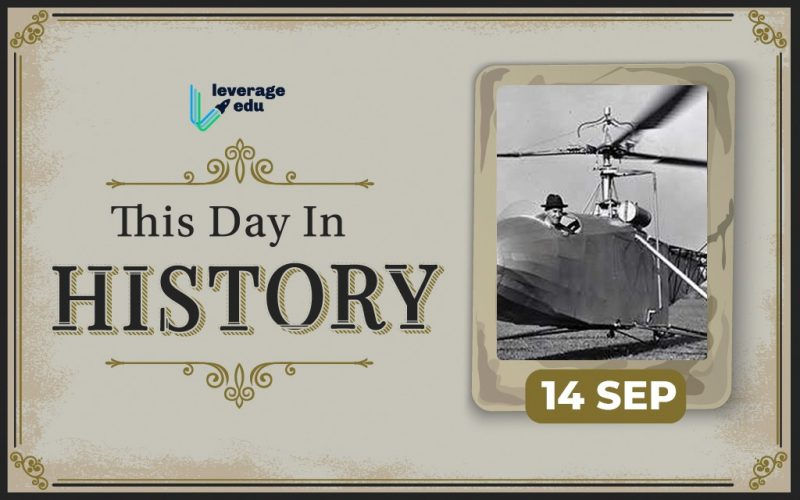This Day in History - September 14
