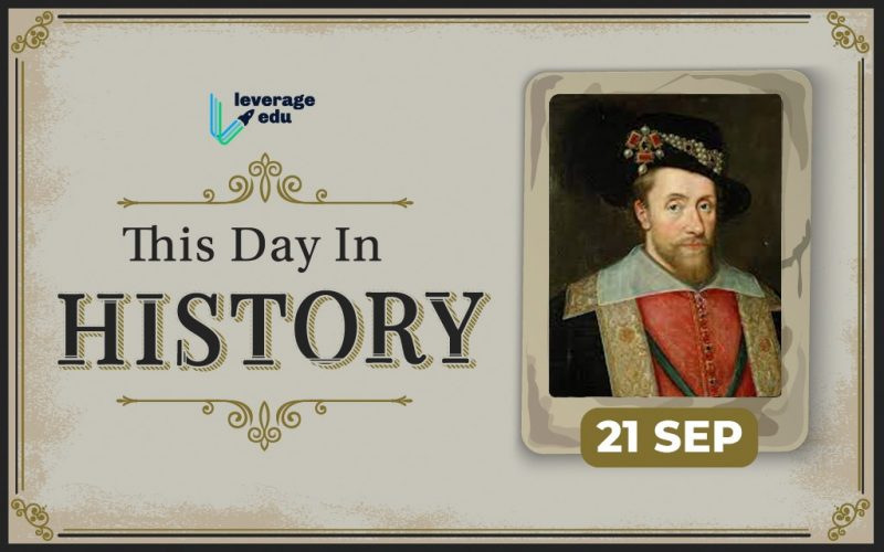 This Day in History- September 21