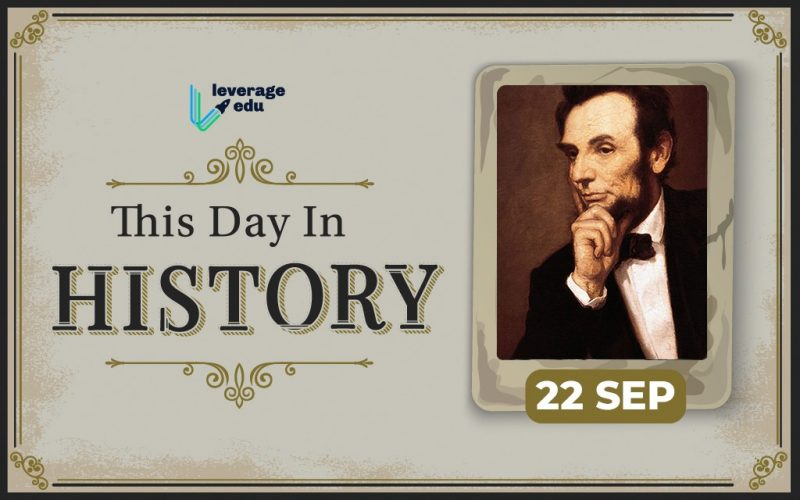 This Day in History- September 22
