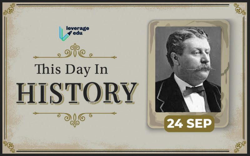 This Day in History- September 24