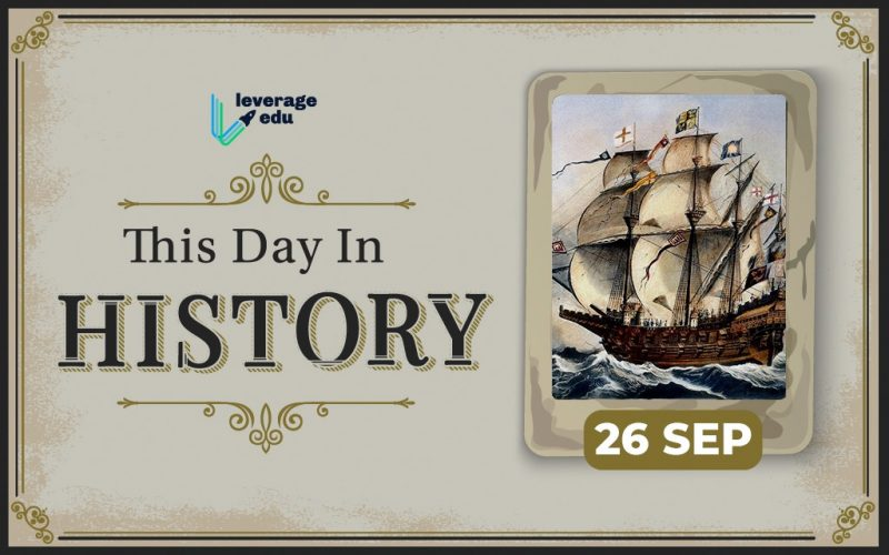 This Day in History - September 26