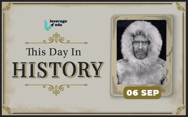 This Day in History- September 6-01
